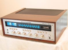 Vintage Marantz is hard to beat. Good luck finding space for it.