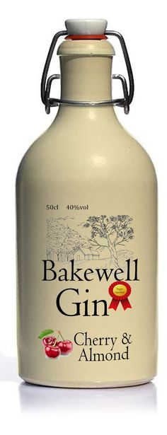 Bakewell Gin - 50cl - Ginhouse Beverages Ltd.