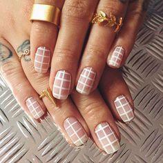 Negative Space Nail Art Ideas   23 Spring Nail Art Designs, check it out at http://makeuptutorials.com/nail-designs-spring-nail-art/