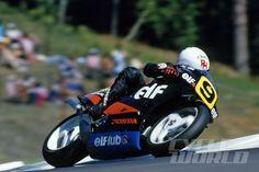 Ron Haslam Elf5 1988