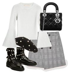 """""""Untitled #5532"""" by theeuropeancloset on Polyvore featuring Brock Collection, Topshop and Parlor"""