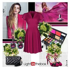 """""""Lightinthebox  4"""" by followme734 ❤ liked on Polyvore featuring By Boe, Calvin Klein, vintage, women's clothing, women, female, woman, misses, juniors and lightinthebox"""