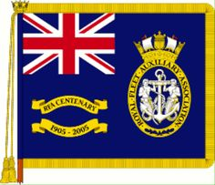 image of Royal Fleet Auxiliary National Standard