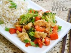 You searched for Kung pao chicken - Budget Bytes