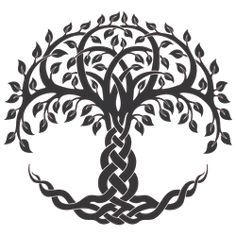 Vector ornament, decorative Celtic tree of lifeYou can find Celtic tree and more on our website.Vector ornament, decorative Celtic tree of life Tattoo P, Tattoo Life, Body Art Tattoos, Roots Tattoo, Inca Tattoo, Celtic Symbols, Celtic Art, Mayan Symbols, Egyptian Symbols