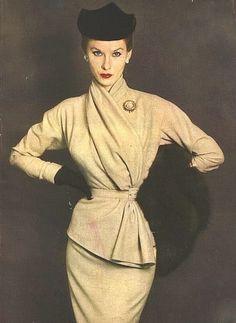 Vogue Pattern Book 1951