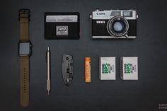 Simple Film Photographer's EDC