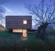 B House par CH+QS Arquitectos