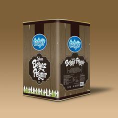 uysal gıda tatgör markası için yapılan teneke ambalaj tasarımları