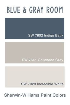 Guest Bedroom Colors, Boys Bedroom Paint, Bedroom Paint Colors, Paint Colors For Home, Guest Bedrooms, House Colors, Master Bedroom Color Ideas, Navy Accent Walls, Accent Wall Bedroom