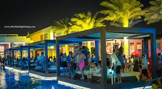 Saadiyat beach club: One of the luxuries places to visit when in #AbuDhabi. Make sure you wont miss it!