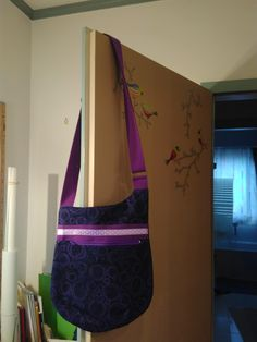 Sac Be-Bop cousu par