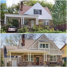 Not new but sure looks like it. What a transformation on this home.