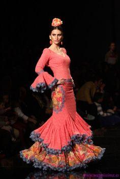 Traje de Flamenca - Sonia-%26-Isabelle - SIMOF-2013