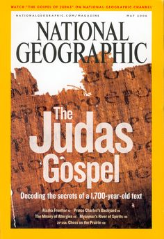 "After Christ died in 33 AD long before the quran 632AD, gnostic group emerged in opposition to Christianity, writing the Gospel of Judas (not written by Judas himself) with the earliest copy dating 280AD. In this gospel, Judas (who betrayed Jesus in the Bible) is made out to be a good guy just doing God's will. He even takes Jesus' place on the cross. ""BUT EVEN IF WE, OR AN ANGEL FROM HEAVEN, SHOULD PREACH TO YOU A GOSPEL CONTRARY TO WHAT WE HAVE PREACHED TO YOU, HE IS TO BE ACCURSED!"" Gal…"