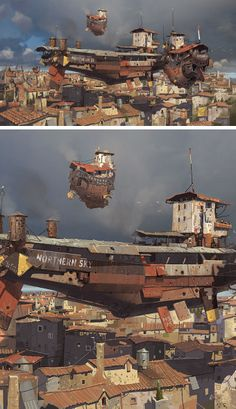 The Round Tablet » Ian McQue
