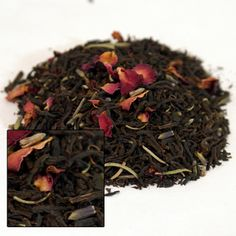 #Victorian# EarlGrey.  One of our most popular blends of #loosetea at Simpson and Vail.  The aroma of this floral blend tea is lovely.