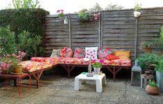 cozy #garden retreat