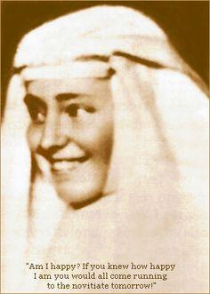 Nun Catholic, Catholic Pictures, Bride Of Christ, St Therese, Saint Quotes, Santa Teresa, Girls Be Like, Mystic, Chocolate Syrup