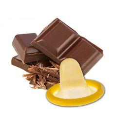 #schokolade #dunkle #schwarz #zartbitter #kondom #aroma #shop