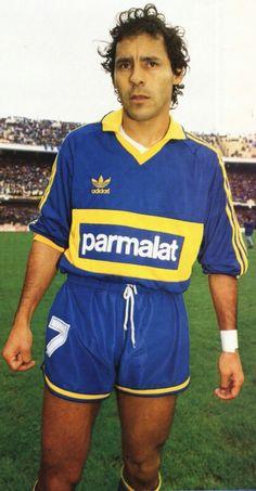Roberto Cabañas Messi, Everton Fc, Football Cards, Football Players, Polo Ralph Lauren, Polo Shirt, Adidas, Mens Tops, Shirts