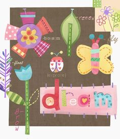 Artist Jill McDonald's Blog. Fun and whimsical art for children. News about Jill and her studio.