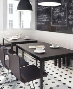 A busy restaurant or cafe needs plenty of easy-care yet comfortable seating. The top-grain leather of the BERNHARD chair is hard-wearing and ages gracefully and the padded cushions (and your good food) will make your guests feel right at home.