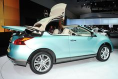 Nissan Murano Crosscabriolet Price