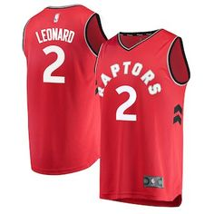 New Raptors Kawhi Leonard basketball jersey. Toronto Raptors, Lorenzo Brown, Serge Ibaka, Tracy Mcgrady, Kyle Lowry, Nba Store, New Orleans Pelicans, Cool Sports Cars, Sports Teams