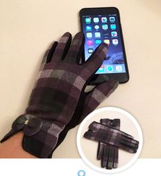 A personal favorite from my Etsy shop https://www.etsy.com/listing/257328436/touch-screen-gloves-for-women-bow