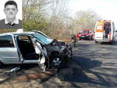Vice-prefeito de Urandi morre em acidente de carro em Minas Gerais http://ift.tt/2fJc6iB