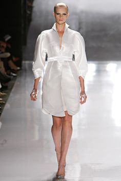 Ralph Rucci Spring 2012 Ready-to-Wear Collection on Style.com: Runway Review