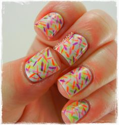 A Girl and Her Polish: OPI Neon Lines