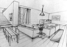 perspektif oda çizimleri - Google'da Ara