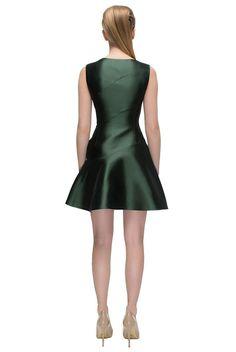 'Little Emerald Dress' - LATTORI
