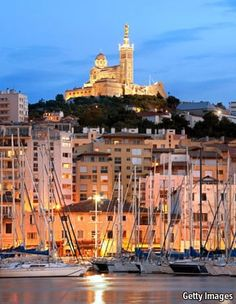 Marseille, France.. If only because I love the Count of Monte Cristo!