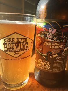 No rating     kern river brewery shuttle bunny -http://www.beeradvocate.com/beer/profile/14064/122565/