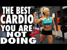 Cardio Workout - Best Way To Lose Fat - YouTube