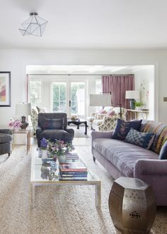 A Chic, Pink Home by Kristen Panitch - The Neo-Trad