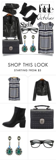 """""""SheIn III/8"""" by zenabezimena ❤ liked on Polyvore featuring Banana Republic, vintage, Sheinside and topset"""