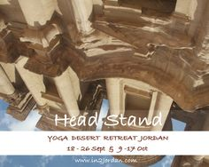 Find out more about our #Yoga & Horse wisdom Retreats in the #desert of #Jordan