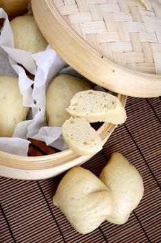 Mantou – panini cinesi al vapore