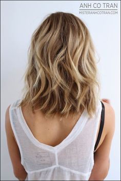 Lob Haircut with Layers - It's long been known that the appropriate hair style for every occasion on your life is an im