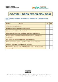 Rúbrica para la evaluación compartida de una exposición oral Flipped Classroom, Spanish Classroom, Teaching Economics, Rubrics For Projects, Teacher Forms, Teaching Methodology, Tools For Teaching, School Plan, Cooperative Learning