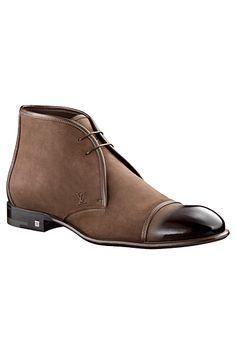 Louis Vuitton men's boots
