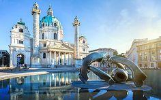 Entdecke die beliebtesten Hotels in Wien