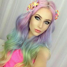 Gorgeous!!!!!!! HAIR GOALS!!!