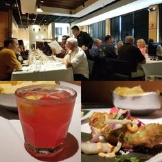 Cantina Laredo offers these tequila paired dinners 4 times a year. They are a great opportunity to sample different varieties and beverages created from tequila as well as new and creative dishes. #cantinalaredotequiladinner #cantinalaredo #herradurasilvertequila #tequila