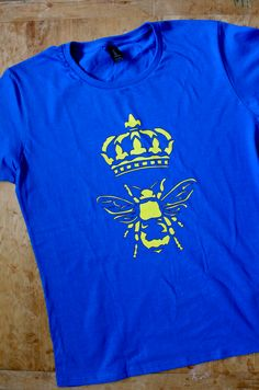 Royal Queen Bee T-Shirt by Jimmo