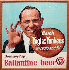 Yogi Beer Ad